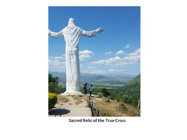 Sacred Relic of the True Cross TARLAC